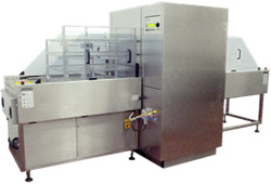 Automatic washer loaders/unloader
